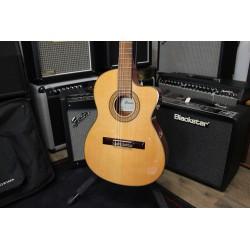 Ibanez GA5TCE Ambre - Guitare électro-acoustique classique - Occasion