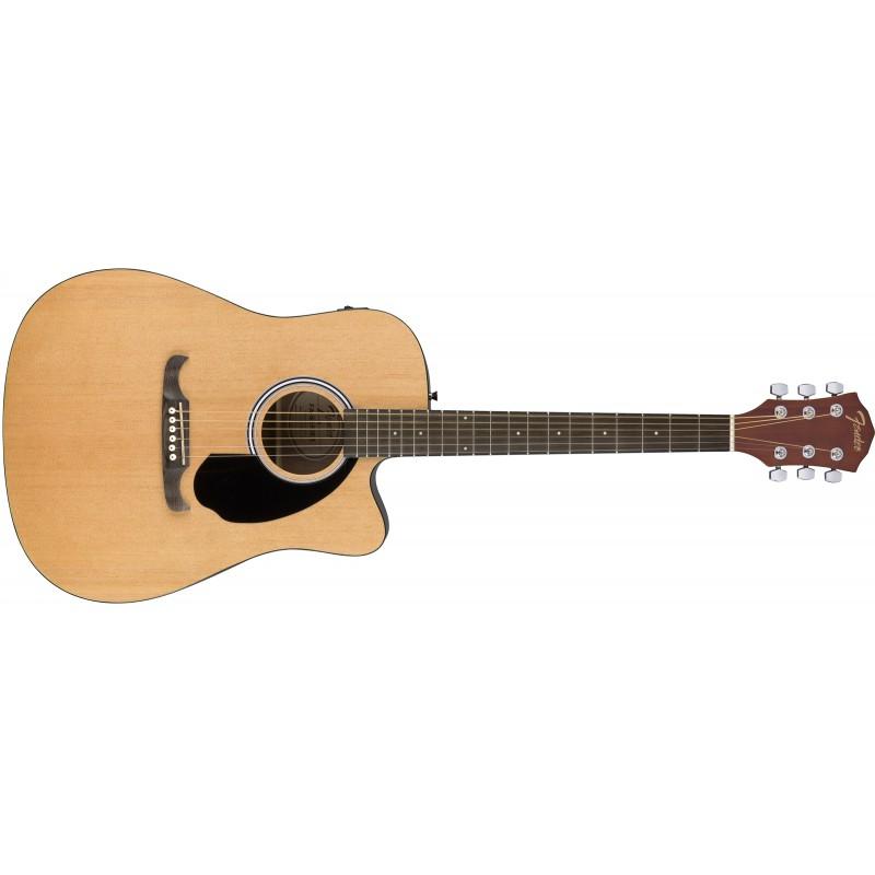 Fender FA-125CE Dreadnought Guitare électro-acoustique folk