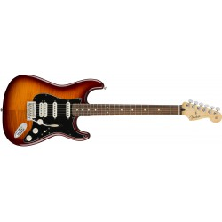 Fender Player Stratocaster® HSS Plus Top Tobacco Burst - Guitare électrique