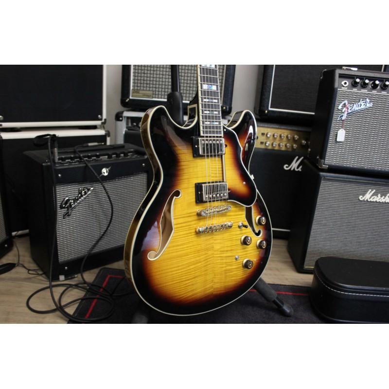 Ibanez AS153 - Guitare électrique Occasion