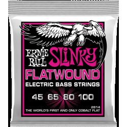 Jeux - Flat Wound Super slinky 45-100