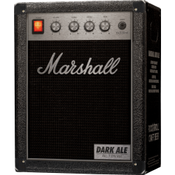 Marshall Rock'N'Roll Craft Bière dark Ale 6X33