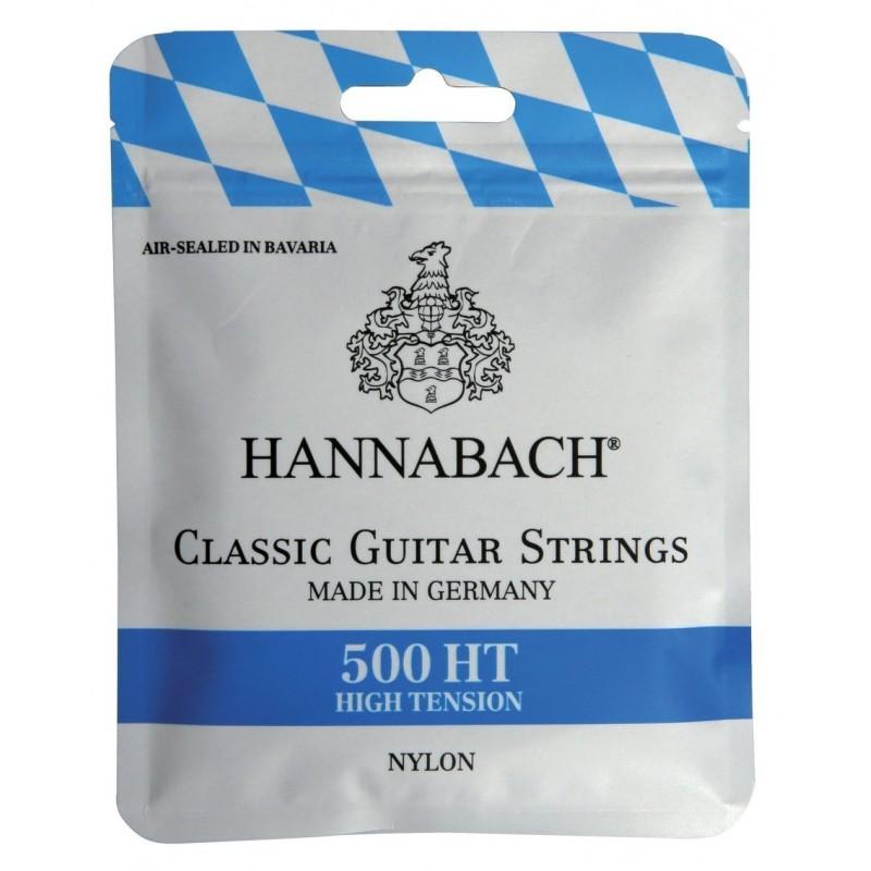 Hannabach 500HT - Cordes Nylon