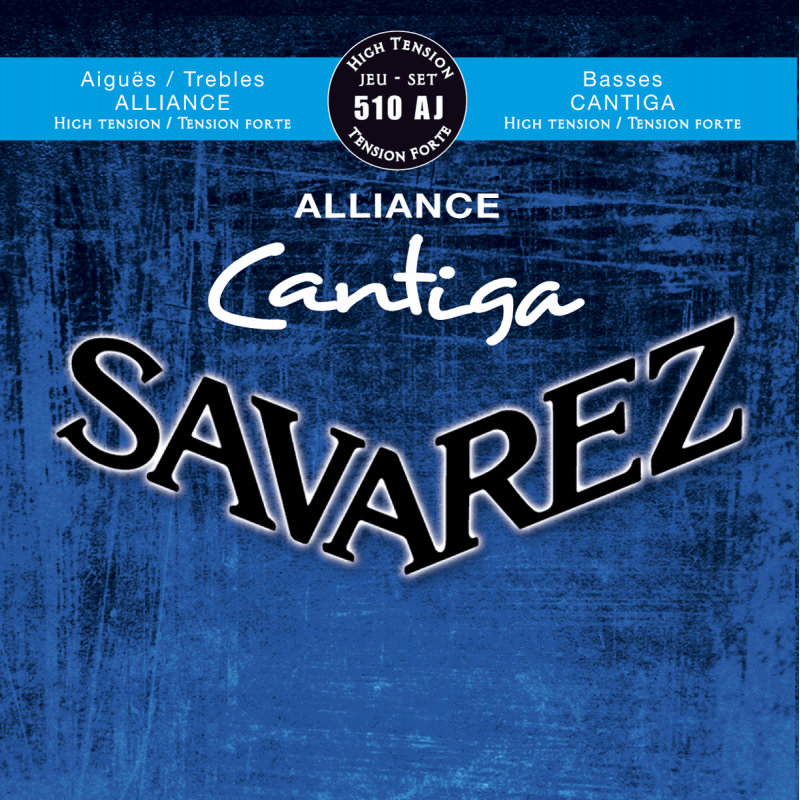 Savarez 510AJ Alliance Cantiga Bleu Tirant Fort