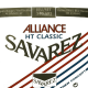 Savarez 540ARJ HT Classic Rouge/Bleu Tirant Normal/Fort
