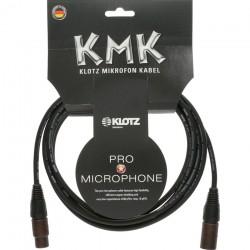 câble microphone pro - Neutrik xlr-xlr 3m
