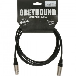 GRG1FM GREYHOUND entry level câble microphone-5m