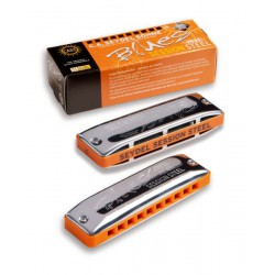 Seydel Blues Session Steel - Harmonicas