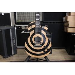 Gibson Les Paul Zakk Wylde BFG Buzzsaw - Naturel Satin - Occasion