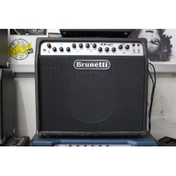 Brunetti MC2 - Ampli Combo Lampe Guitare - Occasion