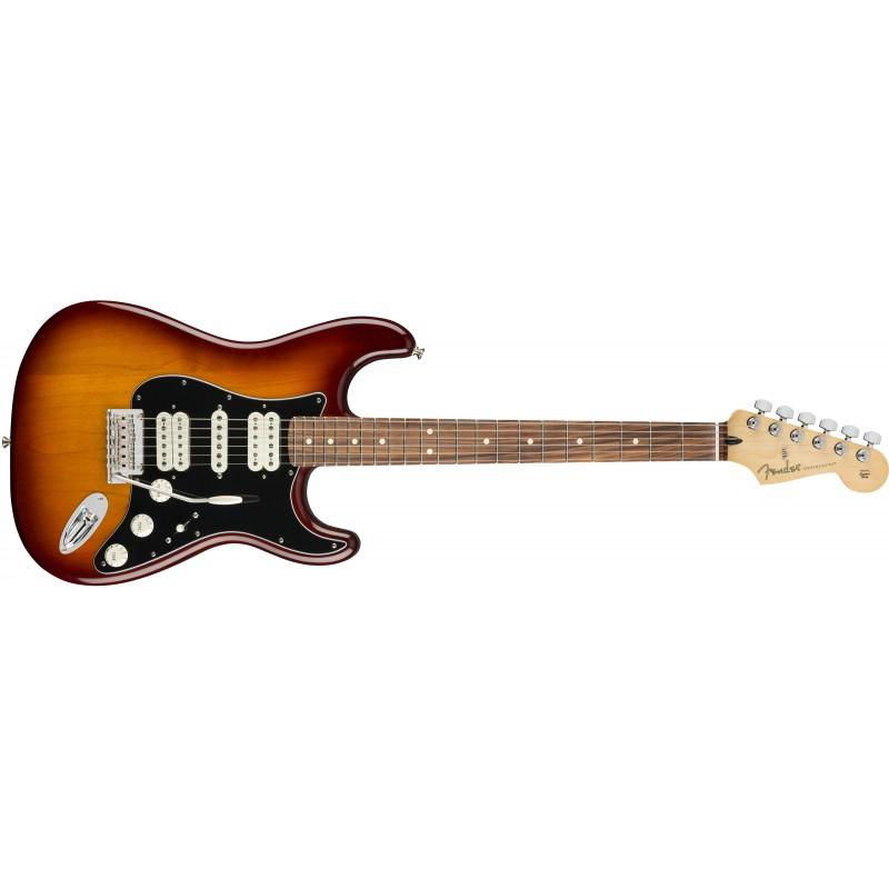 Fender Stratocaster®  Player HSH Tobacco Burst - Guitare électrique