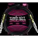 ErnieBall  Jack/jack - 3m noir