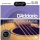 D'addario Jeux - Custom Light 11-15-22-32-42-52