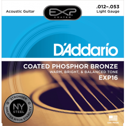 D'addario Jeux - Light 12-16-24-32-42-53