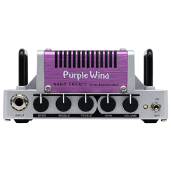 Nano Legacy Purple Wind