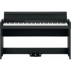 Korg 88 notes, Bluetooth, noir avec stand