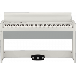 Korg 88 notes, Bluetooth, blanc avec stand