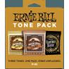 Ernie Ball Packs de 3 jeux - Light