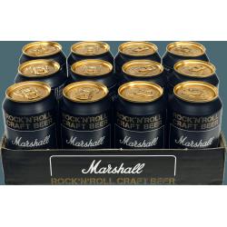 Bière 4,6% - plateau 12 canettes 33cl