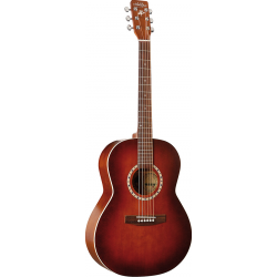 Art Lutherie Folk cèdre Antique Burst