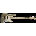 American Elite Jazz Bass®, Maple Fingerboard, Champagne