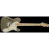Fender American Elite Telecaster® Thinline, Maple Fingerboard, Champagne