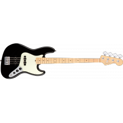 American Pro Jazz Bass®, Maple Fingerboard, Black