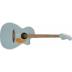 Fender Newporter Player, Walnut Fingerboard, Ice Blue Satin