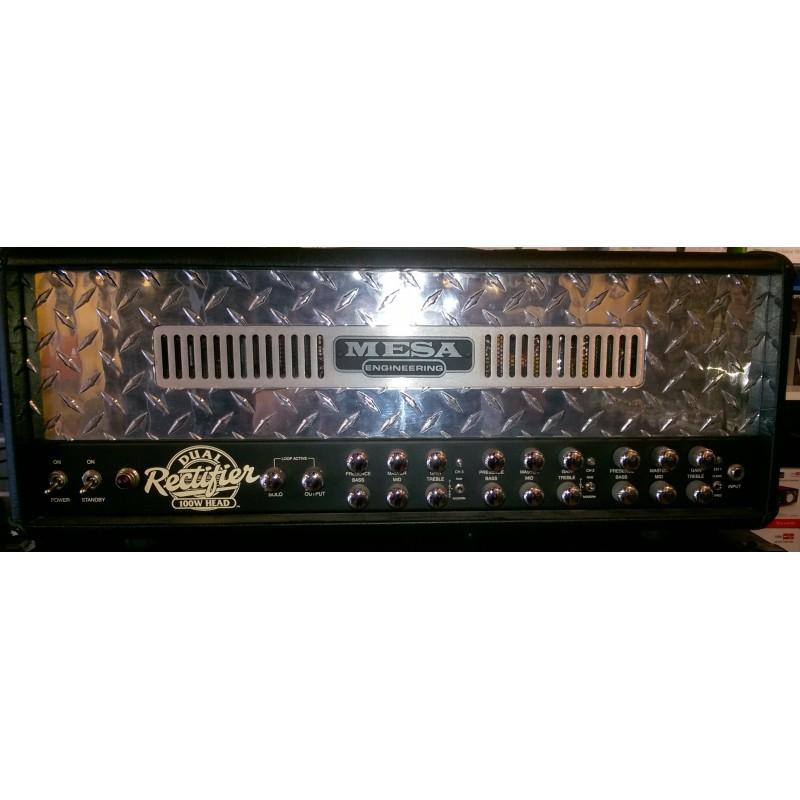 Mesa Boogie Dual Rectifier 100W Head + Fly