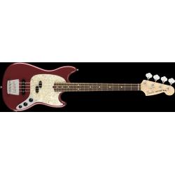 American Performer Mustang Bass®, Rosewood Fingerboard, Aubergine