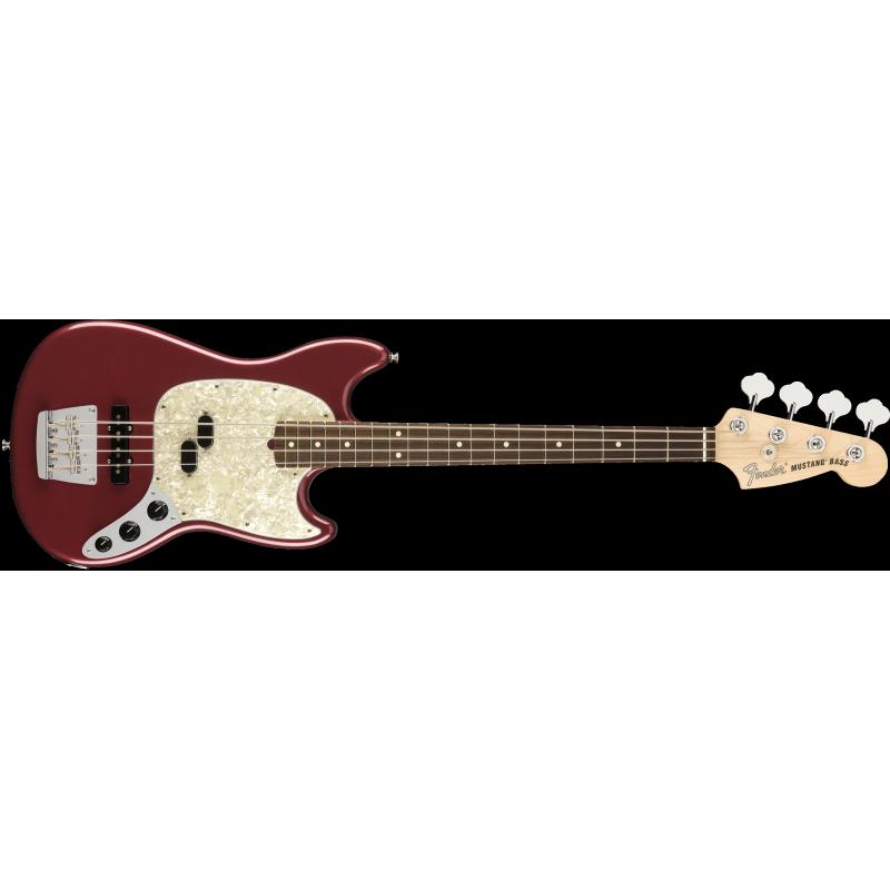 Fender American Performer Mustang Bass