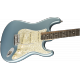 Fender American Elite Stratocaster®, Ebony Fingerboard, Satin Ice Blue Metallic
