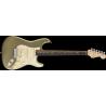 Fender American Elite Stratocaster®, Ebony Fingerboard, Satin Jade Pearl Metallic