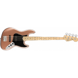Fender American Performer Jazz Bass®, Maple Fingerboard, Penny
