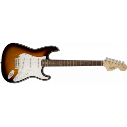 Squier Affinity Series™ Stratocaster®, Laurel Fingerboard, Brown