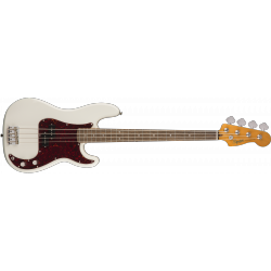 Squier Classic Vibe '60s Precision Bass®, Laurel Fingerboard, Olympic White