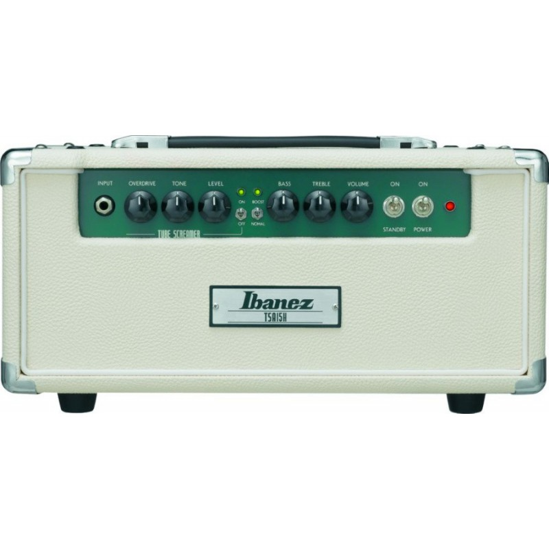 Ibanez TSA15H 15W Lampes - Circuit Tube Screamer