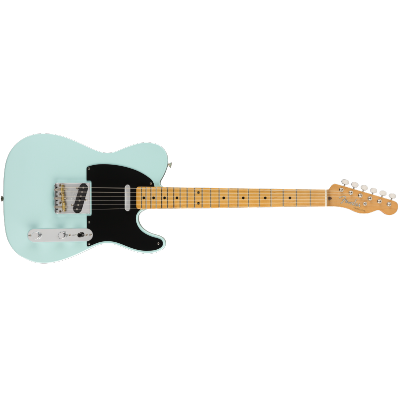 Fender Vintera '50s Telecaster® Modified, Maple Fingerboard, Daphne Blue