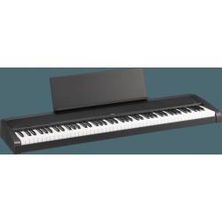 Korg 88 notes toucher lourd, noir