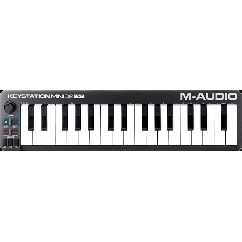 M-Audio USB MIDI 32 mini notes