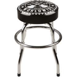Worldwide Barstool, Black, 24''