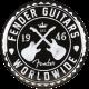 Fender Worldwide Barstool, Black, 30''