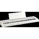 B2-WH 88 notes toucher lourd, blanc