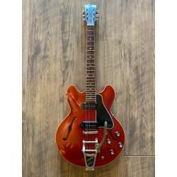 ES-330 VOS - Vintage Cherry - Bigsby