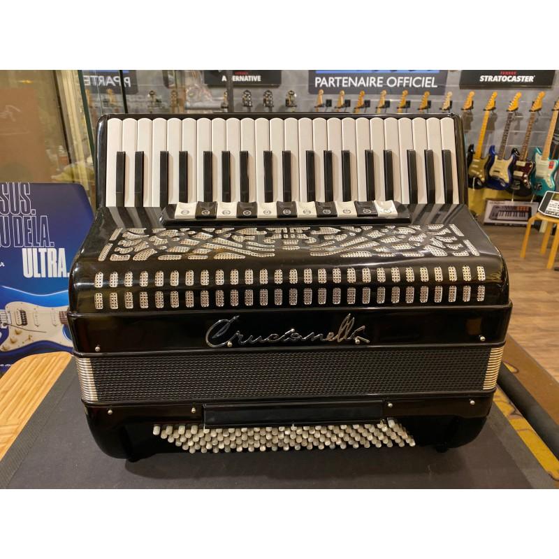 Crucianelli Piano 120 Basses