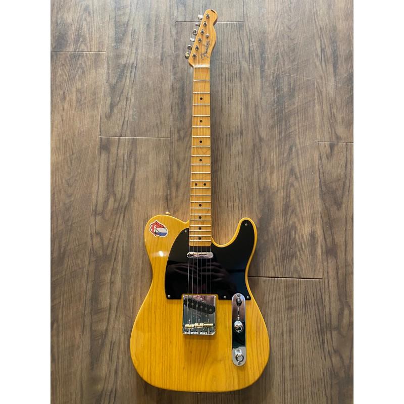 Fender Telecaster American Vintage 52 Butterscotch Blonde Maple - 011-0202-850