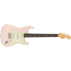 American Original '60s Stratocaster®, Rosewood Fingerboard, Shell Pink
