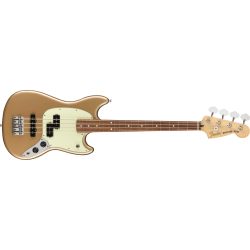 Player Mustang® Bass PJ, Pau Ferro Fingerboard, Firemist Gold