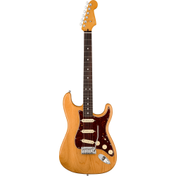 Fender American Ultra Stratocaster®, Rosewood Fingerboard, Aged Natural