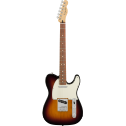 Fender Player Telecaster®, Pau Ferro Fingerboard, 3-Color Sunburst